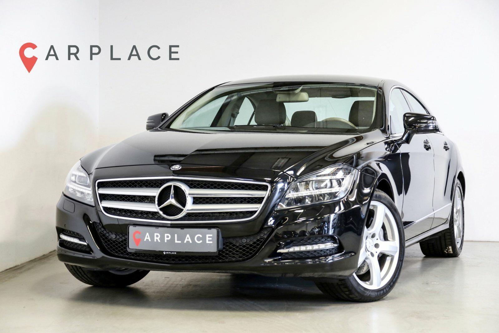 Mercedes CLS350 3,0 BlueTEC aut. 4d - 519.900 kr.