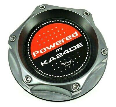 New Gunmetal Z Billet Oil Cap For Nissan Infiniti Nismo JDM GTR 350z 370z 240SX