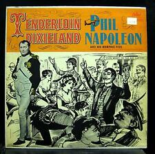 Phil Napoleon - Tenderloin Dixieland LP Mint- T-1535 Mono Capitol Vinyl Record