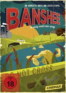 Banshee - Season / Staffel 4 * NEU OVP * 3 DVDs