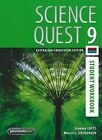 Science Quest 9 Australian Curriculum Edition Student Workbook by Merrin J. Evergreen, Graeme Lofts (Paperback, 2011)