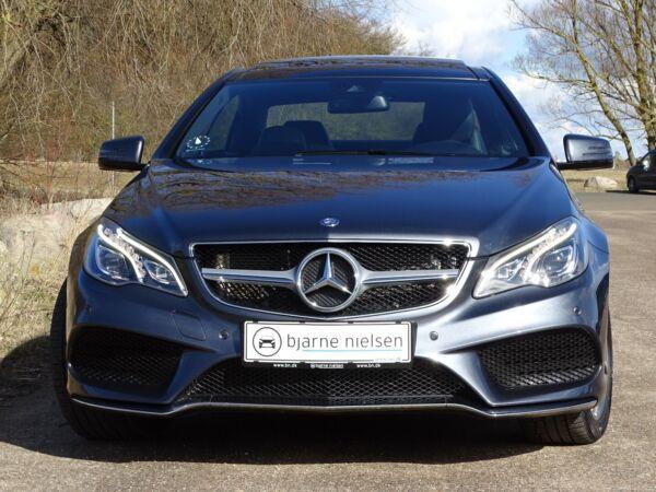 Mercedes E400 3,0 AMG Coupé aut. - billede 1
