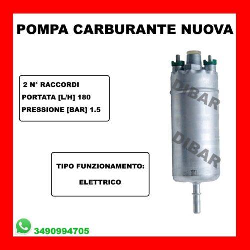 POMPA CARBURANTE IVECO DAILY III-DAILY IV 35S13-50C13-29L10 DA 99 0580464075 3