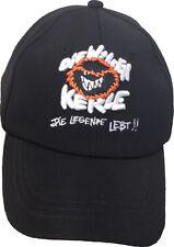 Wilde tipos gorra Cap baseballcap los salvajes hombres negro nuevo tamaño ajustable