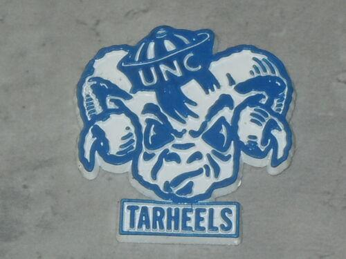 NORTH CAROLINA TARHEELS Vintage NCAA ACC RUBBER FRIDGE MAGNET Standings Board