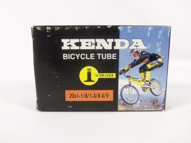 """New Kenda 20 X 1.75-2.2/"""" Schrader Kids Bike BMX type Tube"""