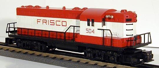 ordene ahora los precios más bajos Lionel 18504 18504 18504 GP-7 Rojo FF5 como nuevo motor diesel alimentado  ofrecemos varias marcas famosas