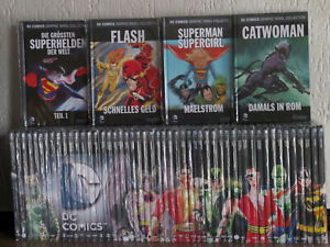 DC Comics Graphic Novel Collection Eaglemoss Auswahl 1-150 HARDCOVER NEU