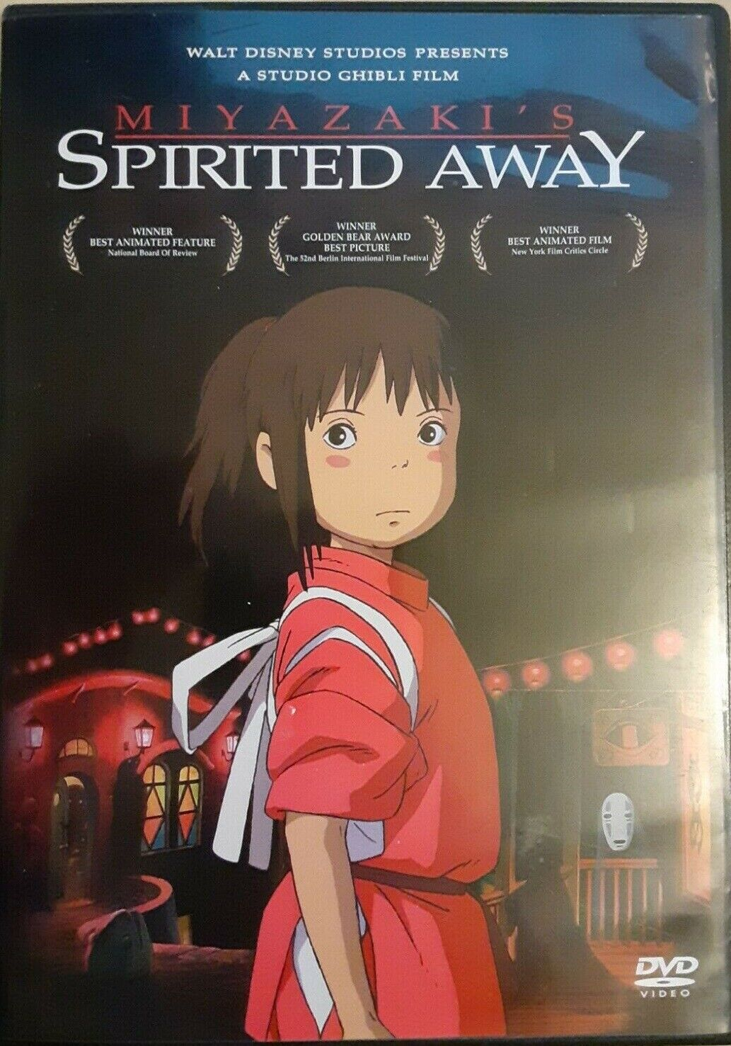Spirited Away Dvd 2003 2 Disc Set For Sale Online Ebay