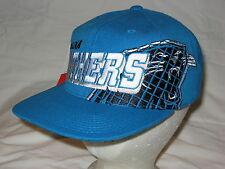 Carolina Panthers Hat Cap Sideline NFL Grid Vintage Snapback Nike SS ... 576948cac