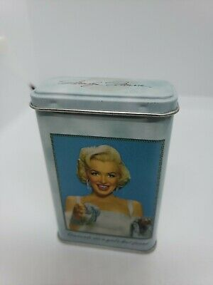 Bewitched vintage 2000 Vandor Small Metal Box collector tins retired