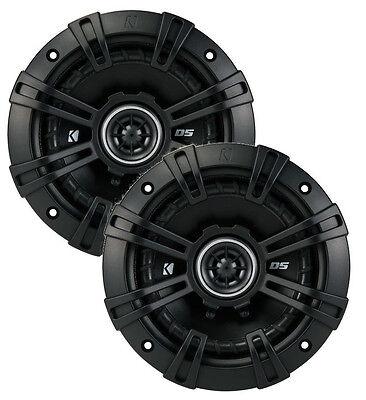 """100W RMS 5.25/"""" D-Series Coaxial 2-Way Speakers Kicker 41DSC54 200W Peak"""