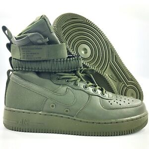 nike sf air force 1 verde