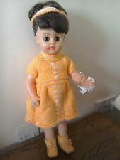 Vintage 1960's Hard and Soft Plastic/ Rubber Doll