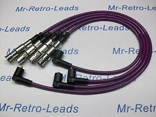 PURPLE 8MM HIGH PERFORMANCE IGNITION LEADS WILL FIT.. VW GOLF POLO LUPO 1.0 1.4