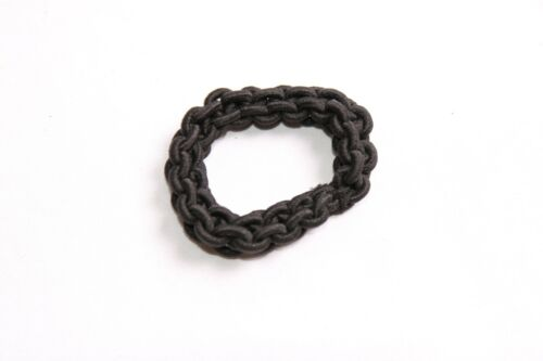 Stylish Ladies Strong Black Weaved Elastic Hair Band Every Type of Hair S379