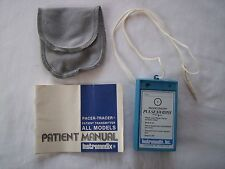 New Instromedix Pacer Tracer Pulse Width Model 2590 With Manual And Bag