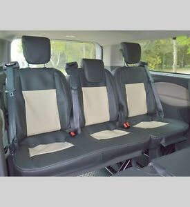 ford transit custom tourneo minibus 9 seater tailored. Black Bedroom Furniture Sets. Home Design Ideas