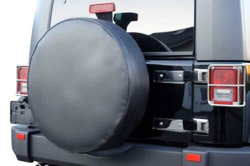 RUOTA di scorta guscio copertura ruota di scorta rimorchio auto 64x22