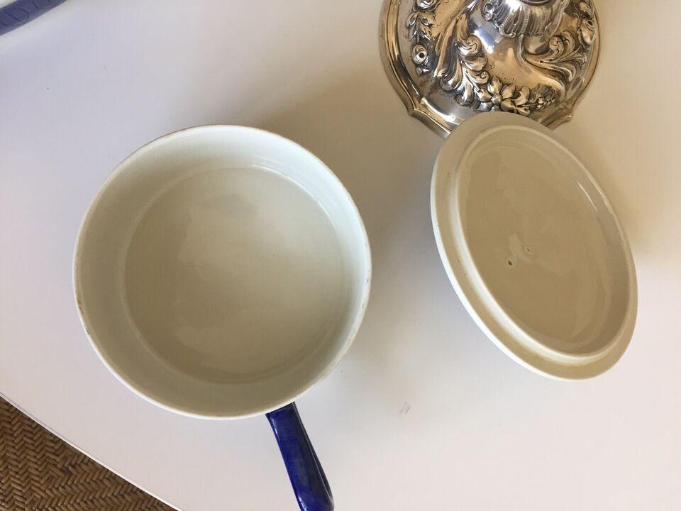 Porcelæn, Fad, skål