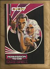James Bond permission to die 1 NM 1989 Eclipse Comics US comics