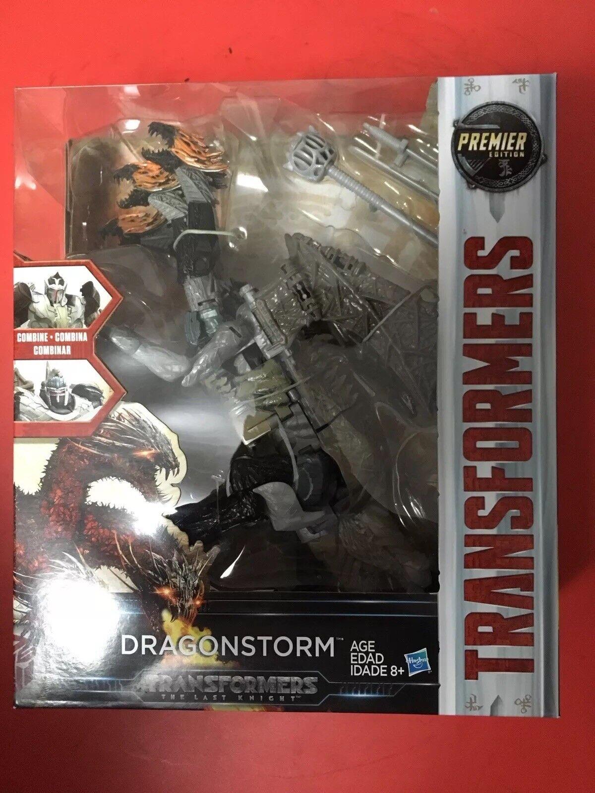 Dragonstorm Transformer the Last knight New box (on hand)