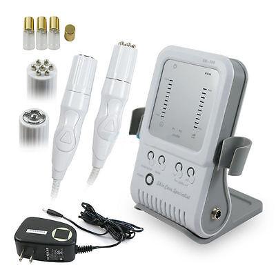 2-1 Needle Free No-needle Mesotherapy Multipolar RF Device Salon Electroporation