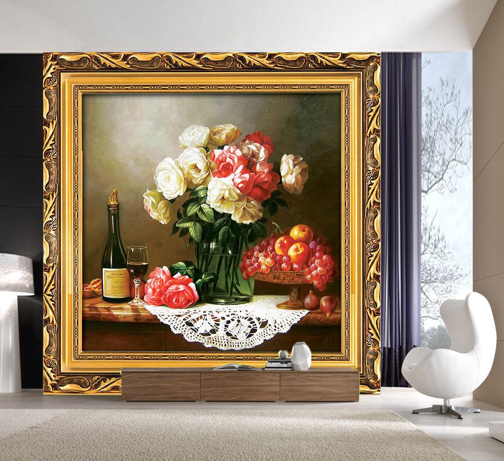 3D Modern Ölgemälde 75 Tapete Wandgemälde Tapete Tapeten Bild Familie Familie Familie DE Summer   Wirtschaft  7f0c55