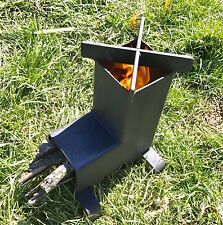 Rocket Stove   Camping Stove   Wood Stove  Emergency Stove    Survival   Portabl