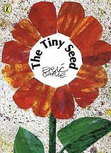 Good-The-Tiny-Seed-Picture-Puffin-Paperback-Carle-Eric-014055713X