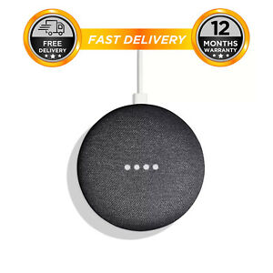 Google-Home-Mini-Smart-Assistant-Charcoal