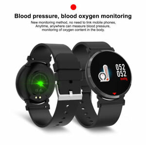 E28-Fitness-Tracker-Sport-Frequenza-Cardiofrequenzimetro-OROLOGIO-SMARTWATCH-Nuo
