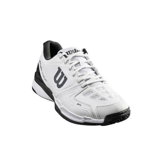 Wilson Rush Comp Men/'s Tennis Shoes Sports Athletic White WRS323520