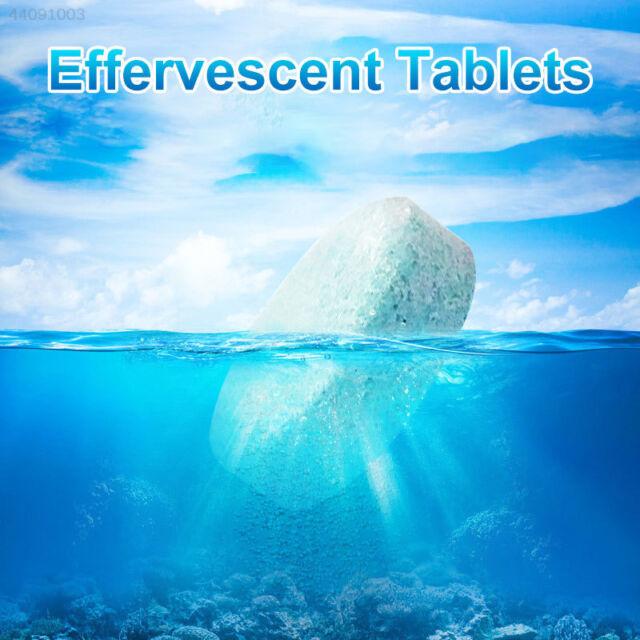 Effervescent Cleaning Concentrate Detergent Effervescent Tablet Cleaner