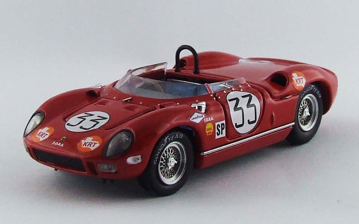 Ferrari 275P  33 8th 12h Sebring 1965 Maglioli   Baghetti 1 43 Model 0301