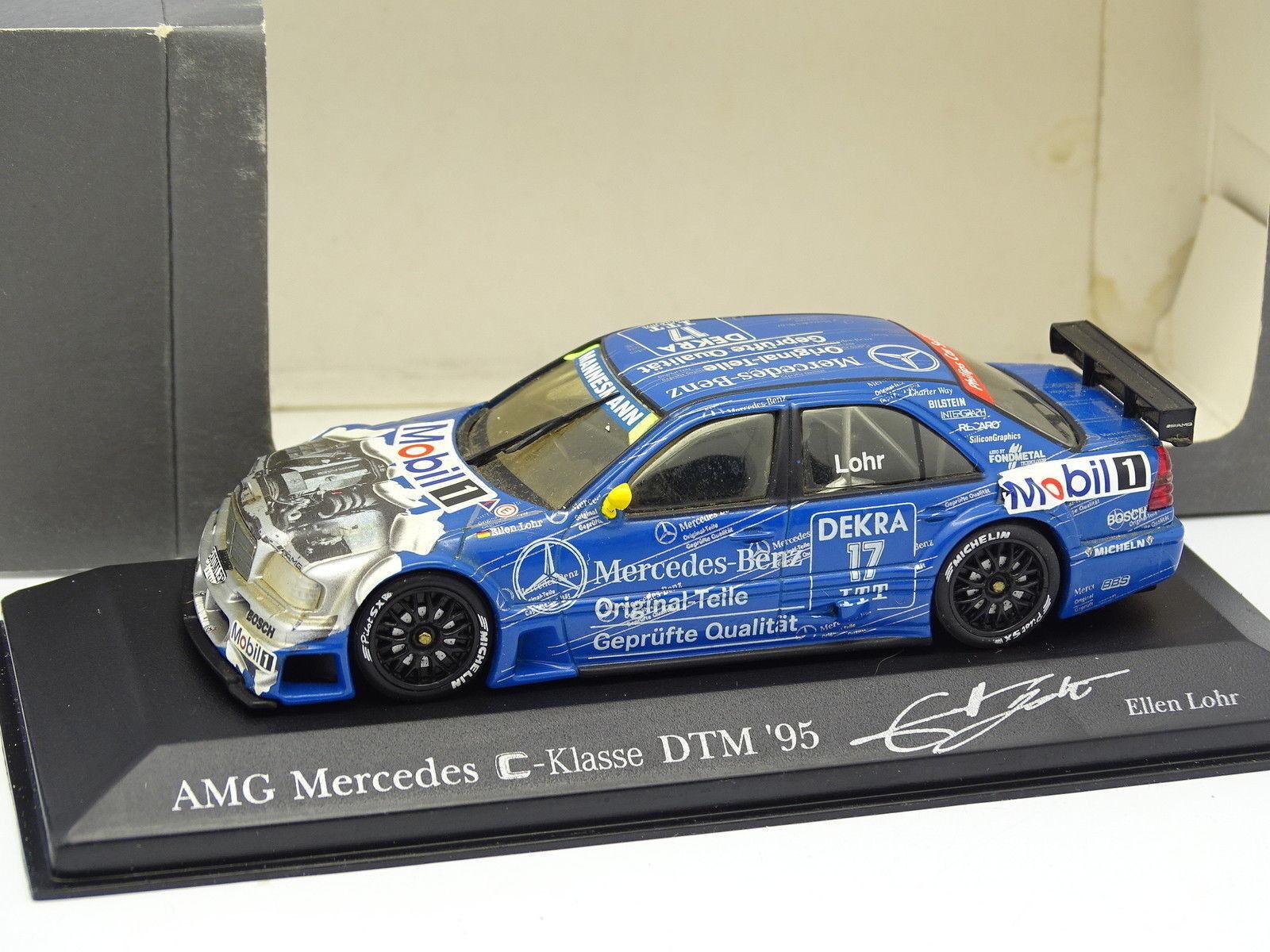 Minichamps 1 43 - Mercedes Class C AMG DTM 1995 Lohr