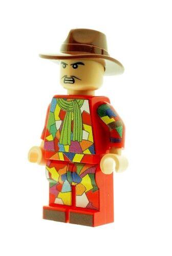 Design Personnalisé Figurine Crazy Quilt Imprimé sur LEGO Pièces