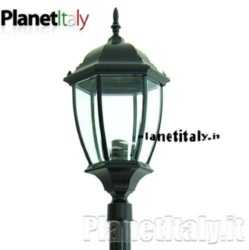 Lampione moderno x esterni IP65 altezza 180cm E27 Lampada led 18w inclusa 1500Lm