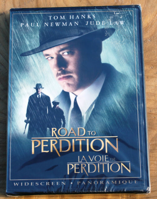 Road to Perdition (2002) (DVD, 2004) Canadian La Voie de Perdition