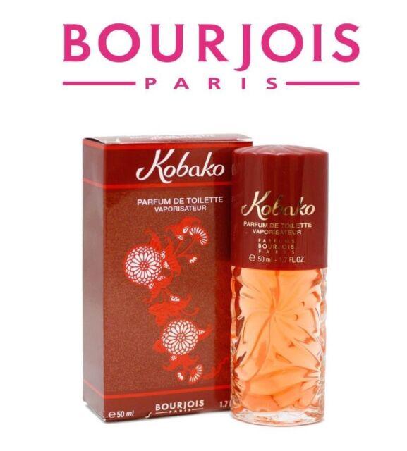 Kobako Parfume De Toilette By Bourjois Fragrance For Women 50 Ml For