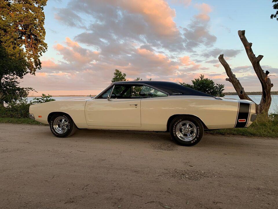 Dodge Charger, 5,1 V8 aut., Benzin