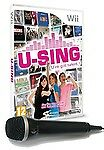 U-Sing import allemand] pour Nintendo Wii