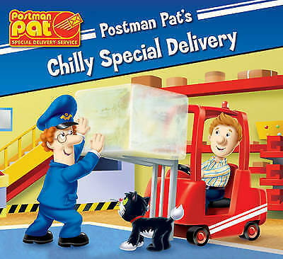 """""""AS NEW"""" A Chilly Special Delivery (Postman Pat Special Delivery Service), VARIO"""