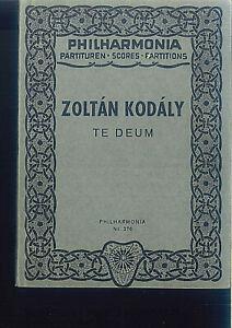 Zoltan-Kodaly-TE-DEUM-Taschenpartitur