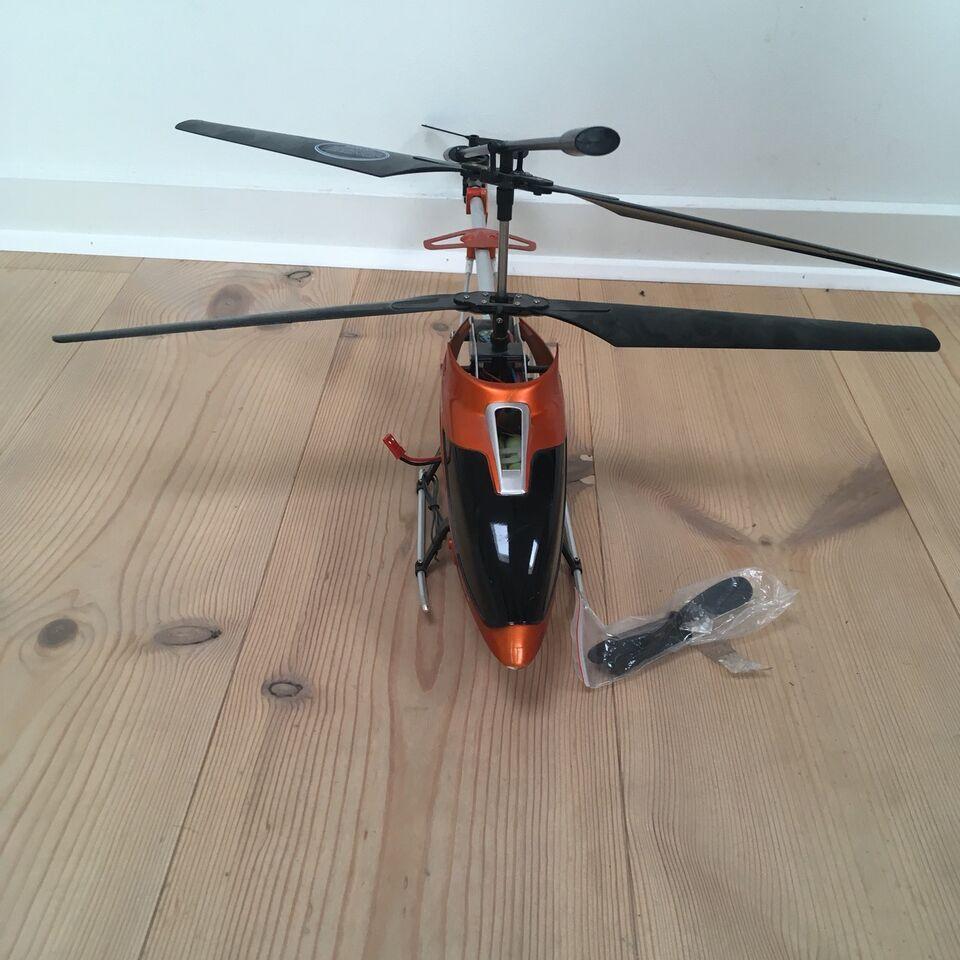 Fjernstyret helikopter, Syma S031