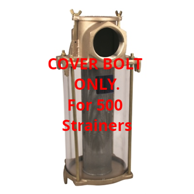 Perko 0500 DP9 99L Bronze BOLT #9 #10 #11 for Cover of Water Strainer 500 MD