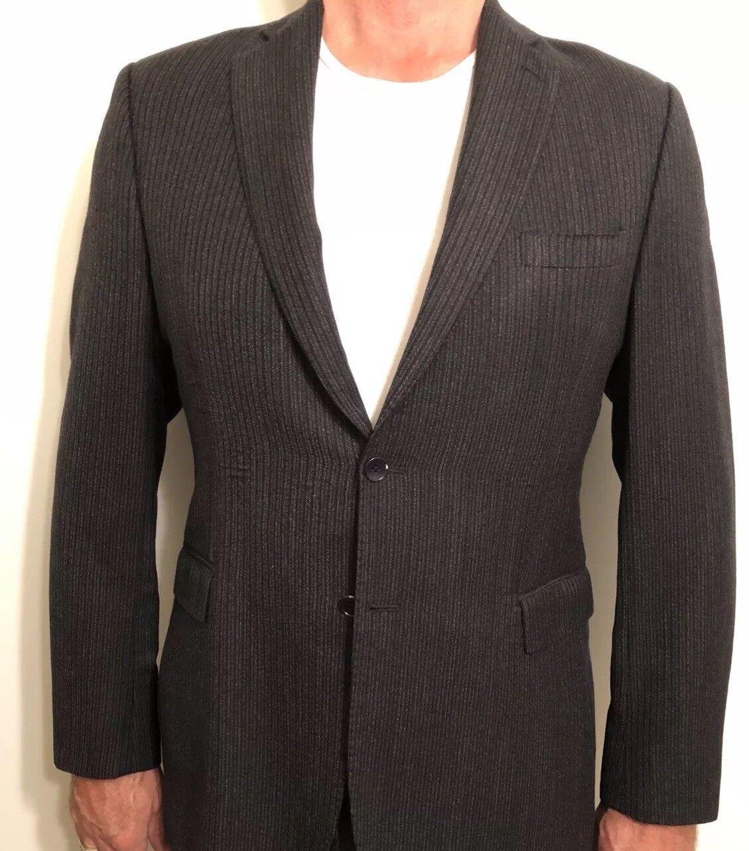 G. Manzoni Sport Coat  Size US 44 Long