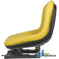 Am131801 John Deere Flip Style Seat Gt225 235 245 325 335 355 Lx255 266 277 Garden