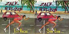 DISCO 45 GIRI   ZACK FERGUSON – LOS ANGELES // SEVEN ELEVEN