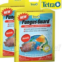 Tetra Fungus Guard Fish Fin/tail/mouth Infection Treatment 8 Tablets X 2 Packs